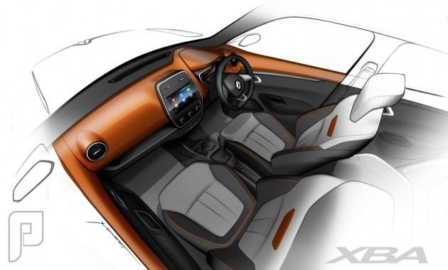 السيارة رينو كويد 2016 Reno Kwid (صور ومواصفات واسعار )