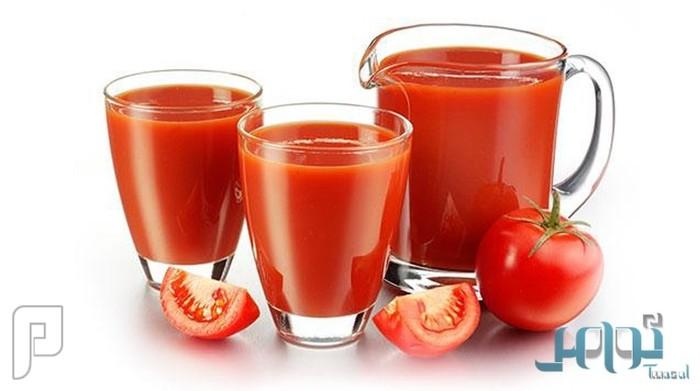 خبراء: تناول كوب عصير طماطم يومياُ يقي من سرطان «البروستاتا»