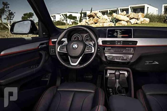 السيارة بي ام دبليو اكس 1 - 2016- BMW X1