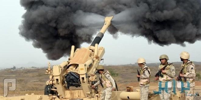 اشتباكات مع الحوثيين بالقرب من حدود المملكة.. وغارات على صعدة