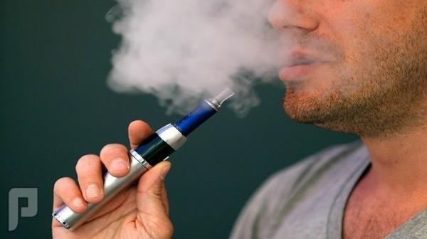 """المدخنيين وتدخين """" السيجارة الألكترونية """""""