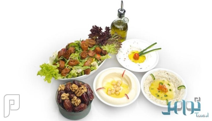 نصائح مهمة للتغذية الصحية خلال رمضان