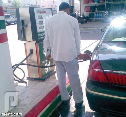 انتبهو من محطات البنزين طريق الرياض مكة