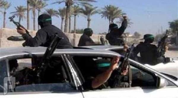 أهل  السنة  والجماعة  في  العراق  يحرقون  ويعتقلون ميليشيات  تجوب  شوارع  ديالى