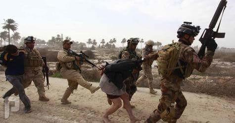 أهل  السنة  والجماعة  في  العراق  يحرقون  ويعتقلون أهل  السنة  في  المناطق  الريفية  من  بغداد