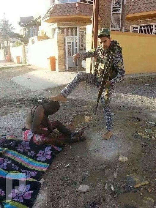 أهل  السنة  والجماعة  في  العراق  يحرقون  ويعتقلون أهل  السنه  في  ديالى