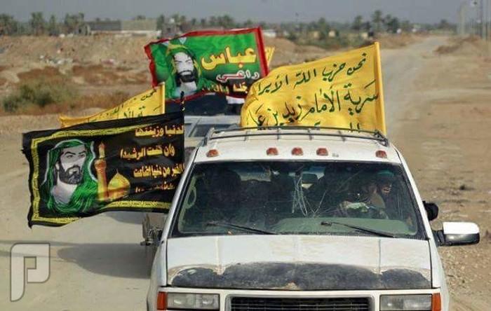 أهل  السنة  والجماعة  في  العراق  يحرقون  ويعتقلون ميليشيات  الحشد