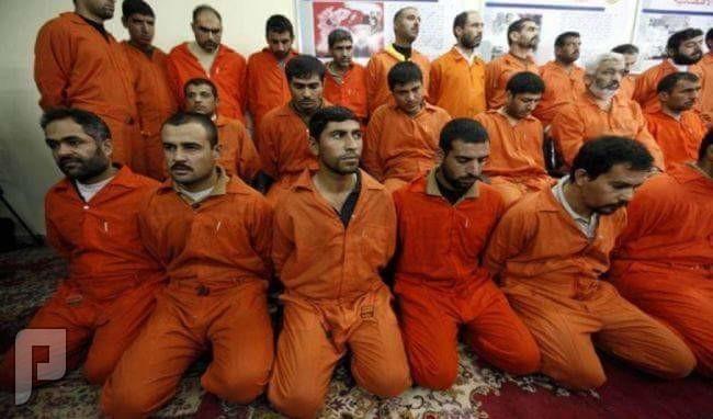 أهل  السنة  والجماعة  في  العراق  يحرقون  ويعتقلون أهل  السنة  يحكمون  بالاعدام