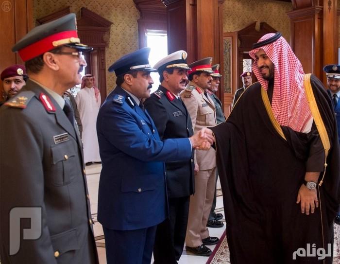 بدء القبول لعدد 600 وظيفة في القيادة والسيطرة بالقوات البرية 1436 وزير الدفاع الامير محمد بن سلمان بن عبدالعزيز