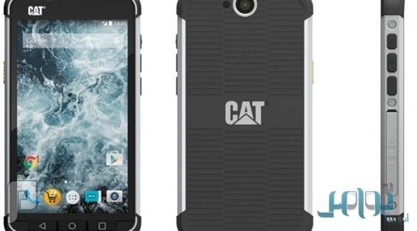 مواصفات عسكرية لأقوى هاتف في العالم تطرحه «CAT»