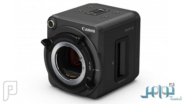 كانون تطرح كاميرا رقمية مع ISO