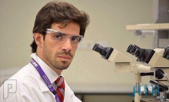 جامعة أسترالية تضع صورة المبتعث السعودي حسام زواوي على لوحة إعلانية المبتعث والباحث السعودي طالب الدكتوراه حسام زواوي