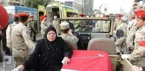 تعليقات الإخوة المصريين على خبر غريب أم جندي مصري قتلته الخوارج بسيناء