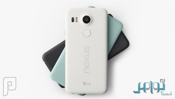 رسمياً.. الإعلان عن هاتف نيكسوس 5X خلال مؤتمر جوجل