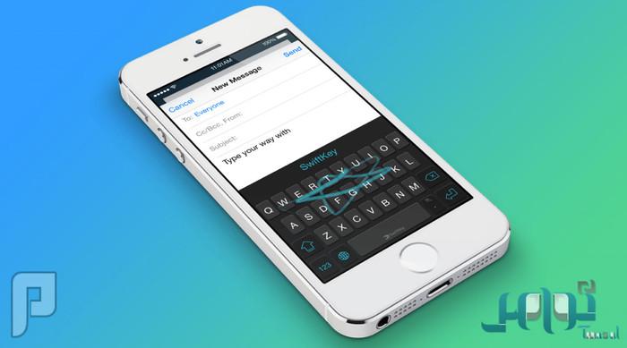 إطلاق أول لوحة مفاتيح من «سويفت كي» بتقنية الشبكات العصبونية