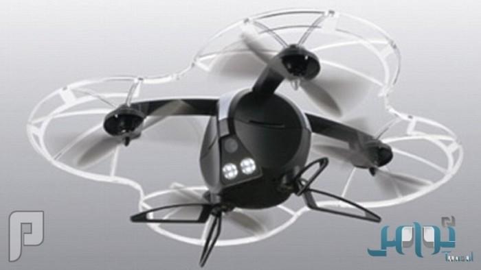 ابتكار طائرة بدون طيار لمطاردة اللصوص والمتسللين