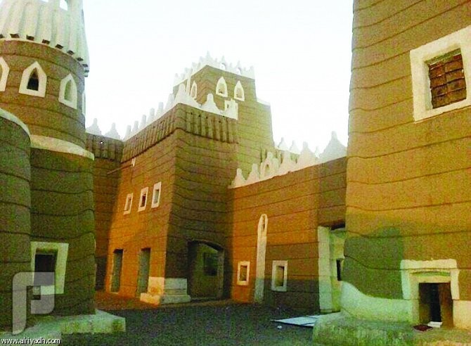 الأثار التاريخية في السعودية