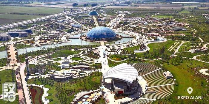معرض اكسبو انطاليا 2016 Antalya Expo