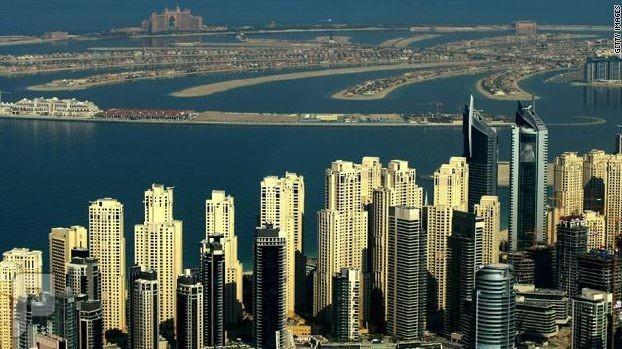 أداء ثابت  للسوق العقارية في دبي