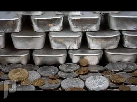 تداول الفضة عبر الانترنت تجارة الفضة