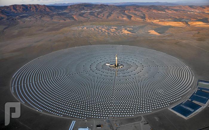 الكهرباء مجاناً ؟؟؟ هل الصحراء لدينا ضيقه ؟