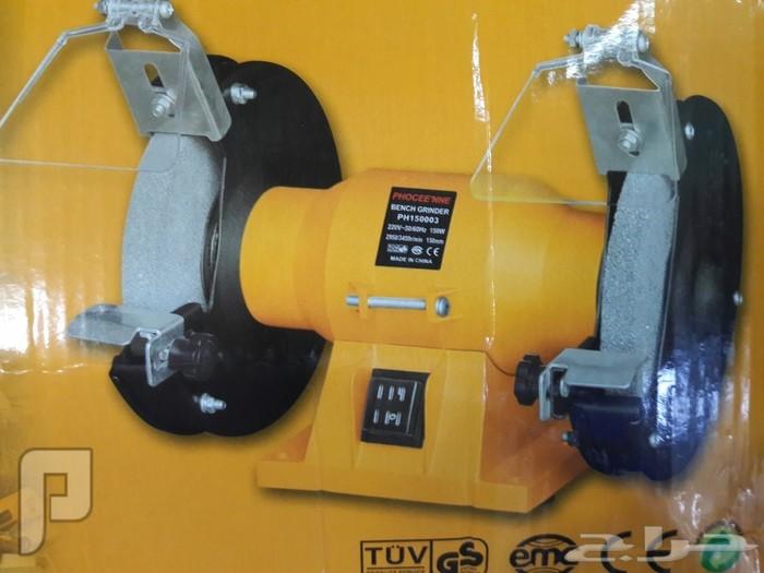 تشكيله مكينة جلخ 16 و 24 انش للورش للمطبخ اللمصانع للاعمال الشاقه مكينة جلخ للورش والمطابخ 24 بو صه ب 250 ريال