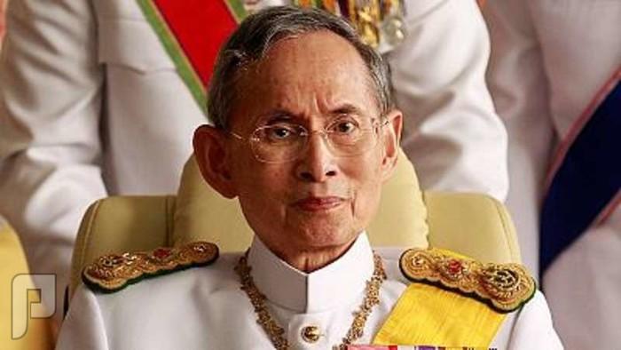 وفاه ملك تايلاند