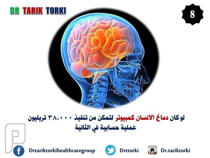 12 حقيقة مدهشة عن جسم الانسان يجب ان تعرفها | دكتور طارق تركى