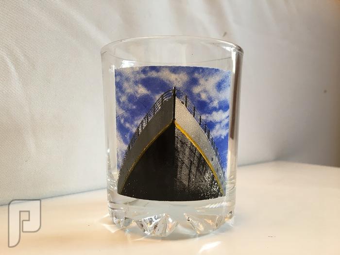للبيع اكواب سفن اب التذكارية (تايتنك )