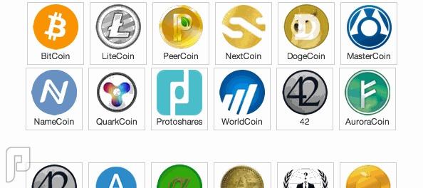 امكانية تعدين العملات الرقمية عبر المواقع