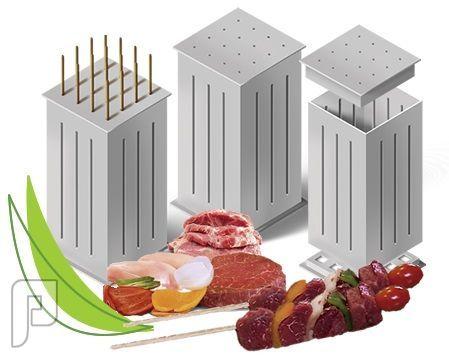 جهاز تقطيع اللحم للشواء