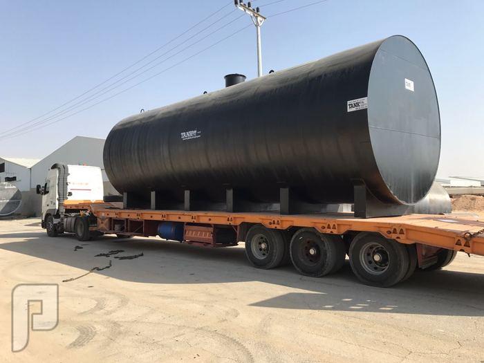 خزان صناعي خزان مصانع  Industrial tank factory