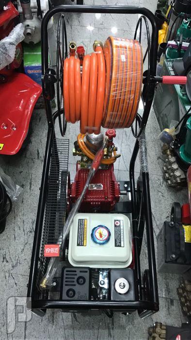 تشكيلة رائعة من مكائن رش المو بيدات على بنزين ممتازه مكينة رش مبيدات للمزارعين على بنزين ممتازه ب 1500 ريال