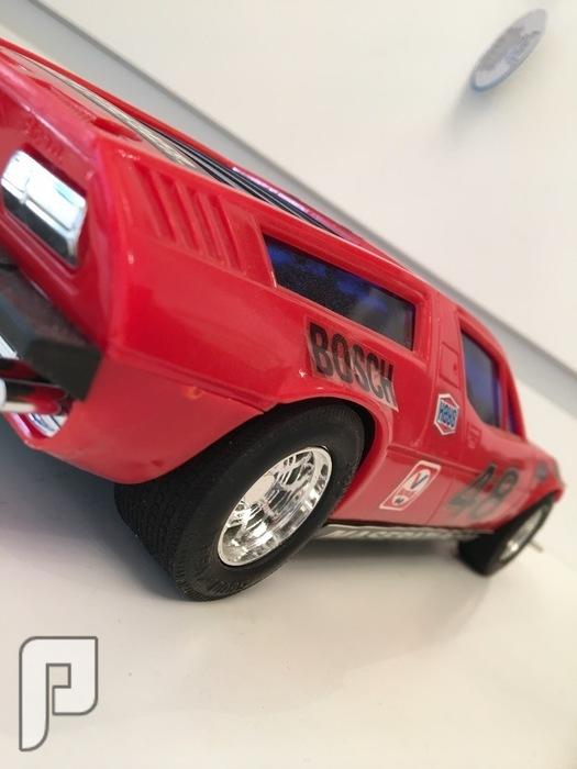 للبيع سيارة ريموت ( قديمة مخزنة )