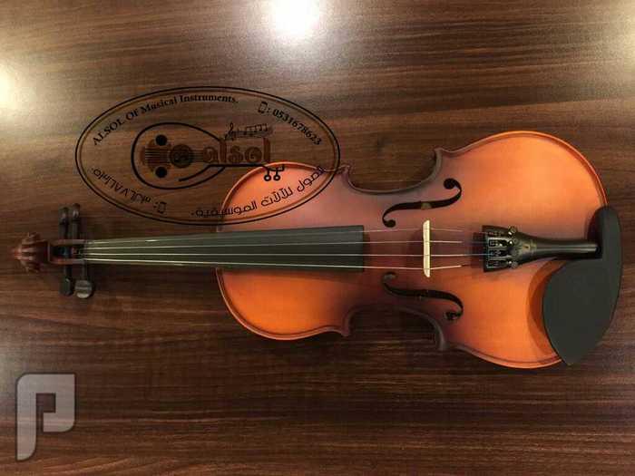 كمنجة ( كمان ) للبيع - الصول للالات الموسيقية