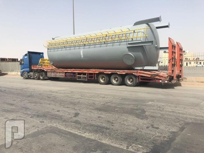 خزانات الوقود UL Dished End fual tank