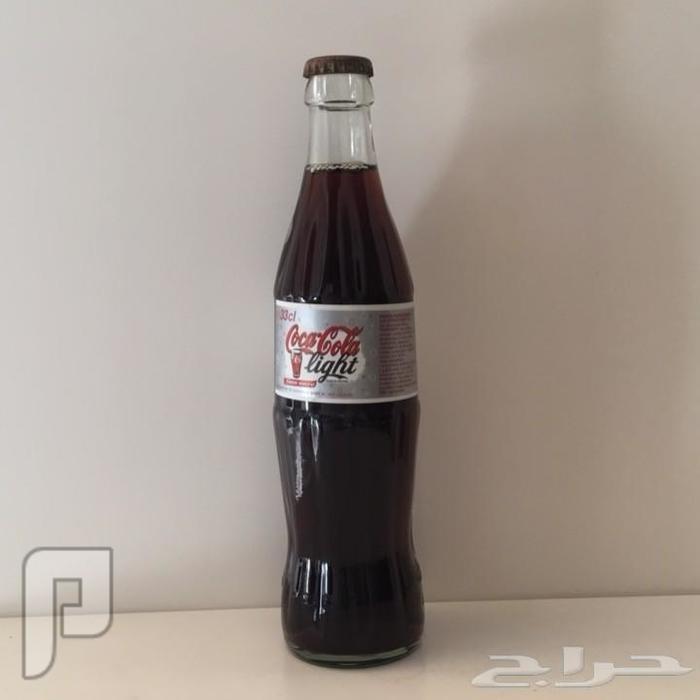 للبيع كوكاكولا لايت ( ختم المصنع )