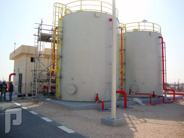 خزانات المياه الرئيسية خزانات مركزية خزانات تجميع وتخزين