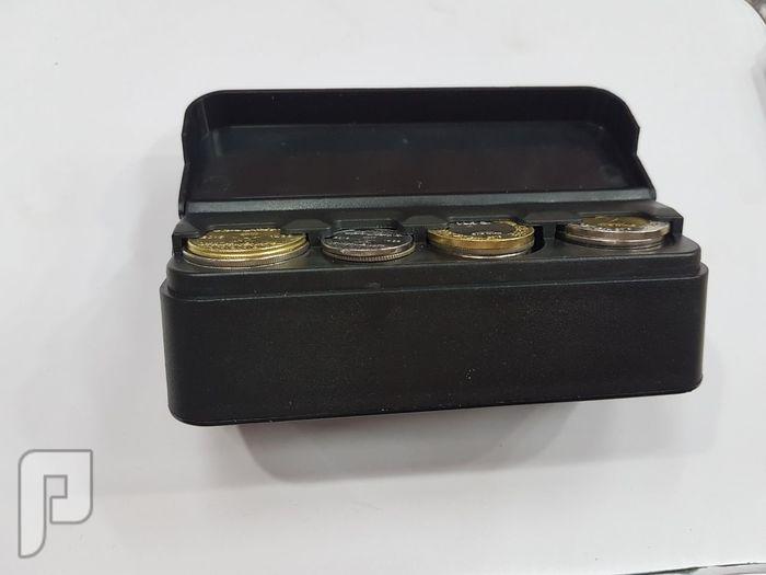 محفظة النقود المعدنية