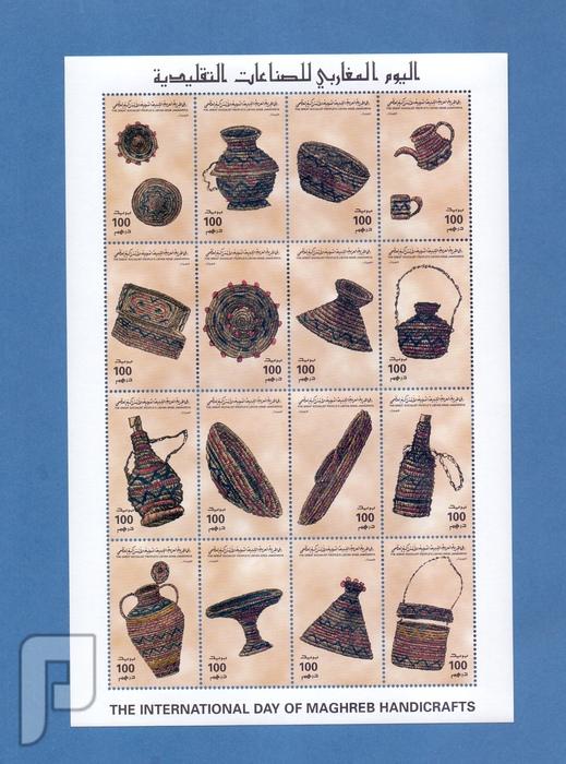 مجموعات شيتات طوابع ليبيه قمه الجمال والندرة---3
