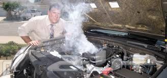 أسباب ارتفاع حراره السياره