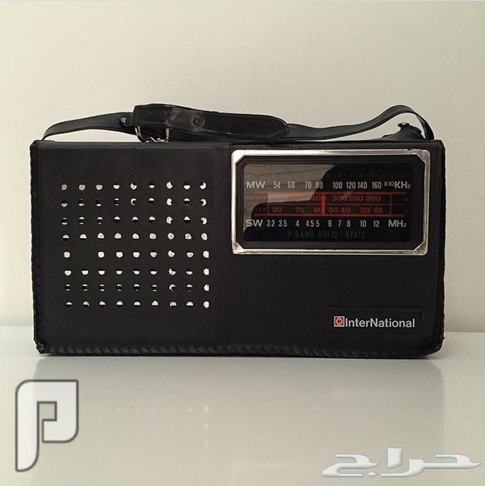 للبيع راديو انترناشيونال ( مخزن )