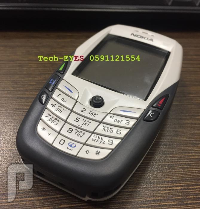 جوال نوكيا Nokia 6600 أو الباندا فلندي