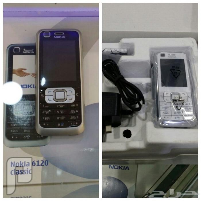 جوال نوكيا الوليد Nokia 6120 Classic بيبي N73
