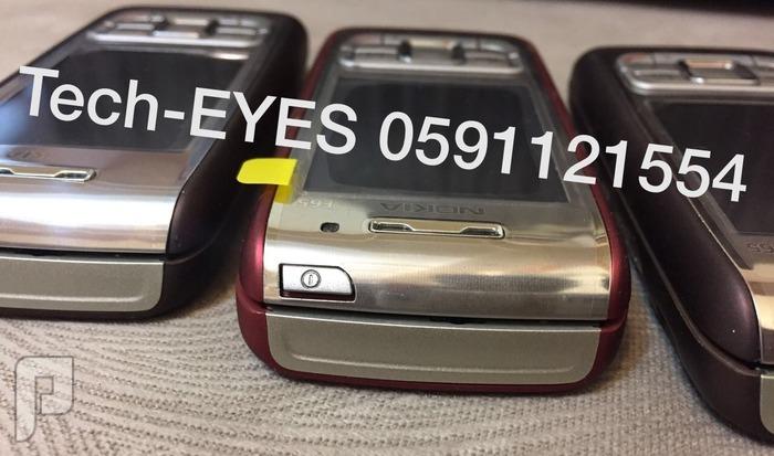 جوال نوكيا Nokia E65 سحاب فلندي أصلي