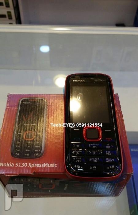 جوال نوكيا ميوزك اكسبريس 5130 Nokia Xpress Music - جديد