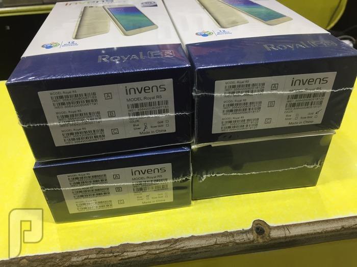 جوال R5 Invent بمواصفات رائعة وسعر 279
