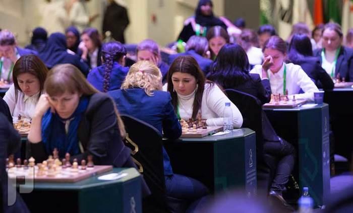 مليباري لـ«عكاظ»: أنا لاعبة شطرنج بالوراثة
