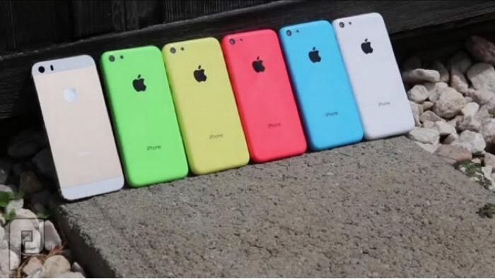 ايفون 5c