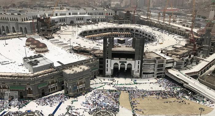 """""""مكة الجديدة"""" تستوعب 30 مليون حاج ومعتمر"""